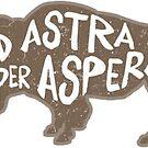 ad astra buffalo  by morgzramsey01