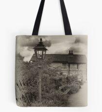 By The Gas Light - Original B&W Tote Bag