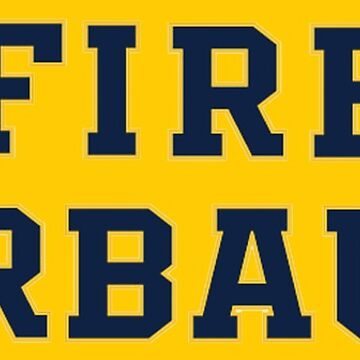 Fire Harbaugh Michigan Football by rje20