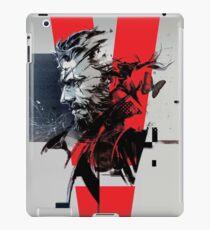 Vinilo o funda para iPad Metal Gear Solid V: cubierta de serpiente