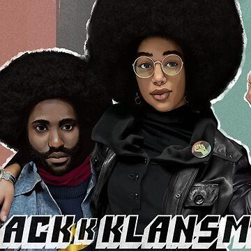Blackkklansman by KenneDuck