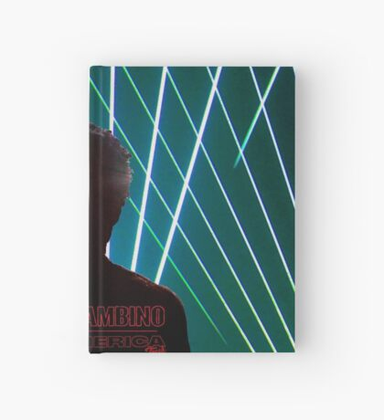 Childish Gambino Hardcover Journal