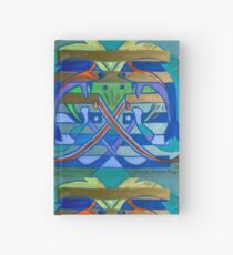Hexagram 61: Zhōng Fú (Sincerity) Hardcover Journal