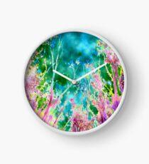 Tree Fantasy Clock