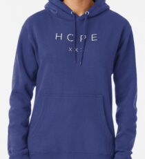 HOPE xxxtenacion Pullover Hoodie