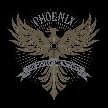 Phoenix by ikdsgn