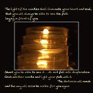 Candles For Your Way by TriciaDanby