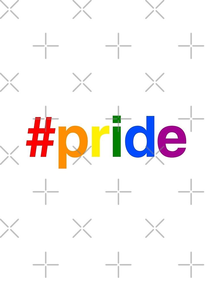 PRIDE HELVETICA LGBT DESIGN by revolutionlove