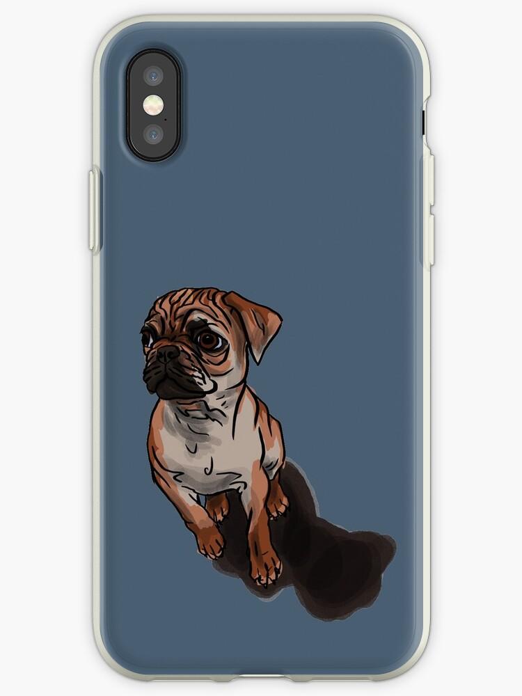 Pug Puppy by dcstone
