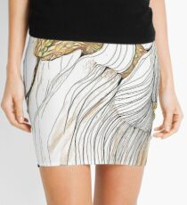 Twisted Rattlesnake Mini Skirt