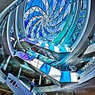 Blue Oculus by cclaude