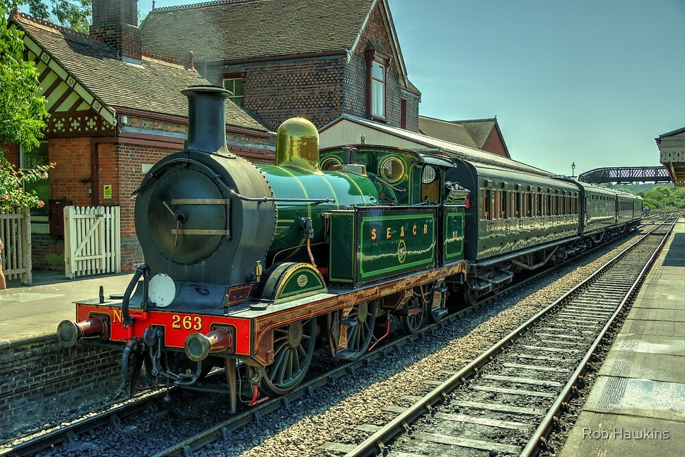 H class at Sheffield Park  by Rob Hawkins