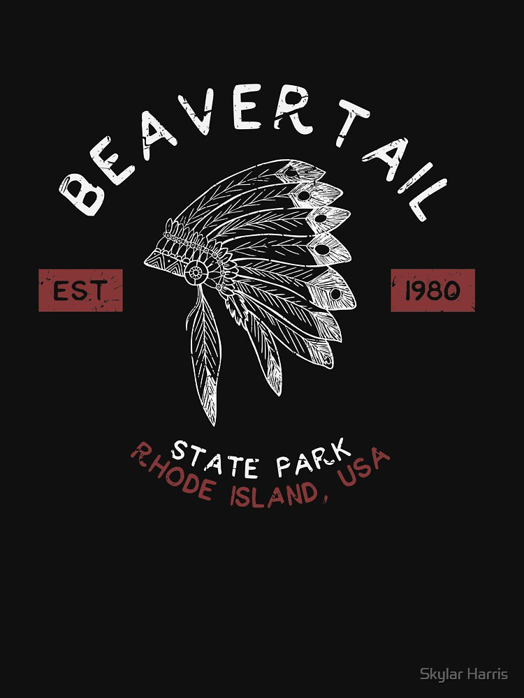 Beavertail State Park Rhode Island Souvenirs by fuller-factory