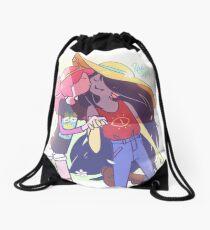 Bubbline Drawstring Bag