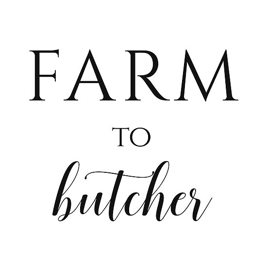 Farm To Butcher  by Bleak-Chic