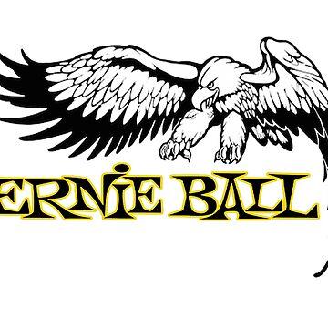 Ernie Ball Yellow by mugenjyaj