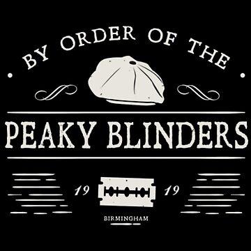 Peaky Blinders Merch by lisascott2