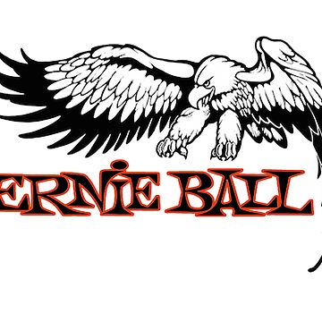 Ernie Ball Orange by mugenjyaj
