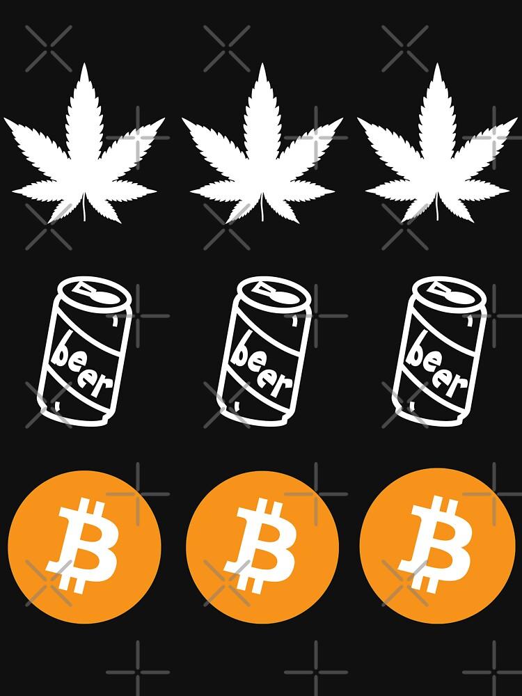 Bitcoin BTC Lifestyle  by BitcoinBros