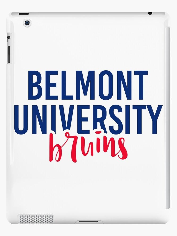 Belmont University - Style 11 by Caro Owens  Designs