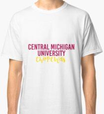 Central Michigan University - Style 11 Classic T-Shirt