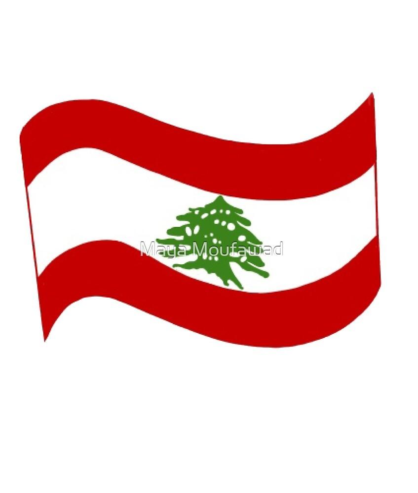 Lebanon by Maya Moufawad