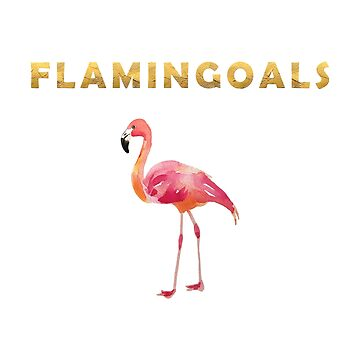 Flamingoals by jmac111