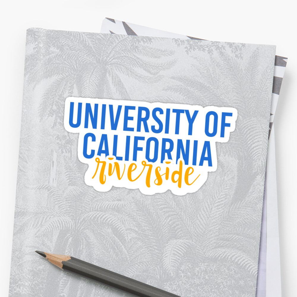 University of California Riverside - Style 11 by Caro Owens  Designs