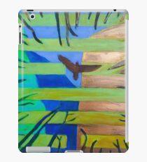 Hexagram 57 Xun (Penetrating Wind) iPad Case/Skin