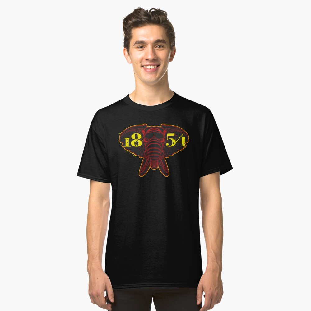 1854 GOP  Classic T-Shirt Front