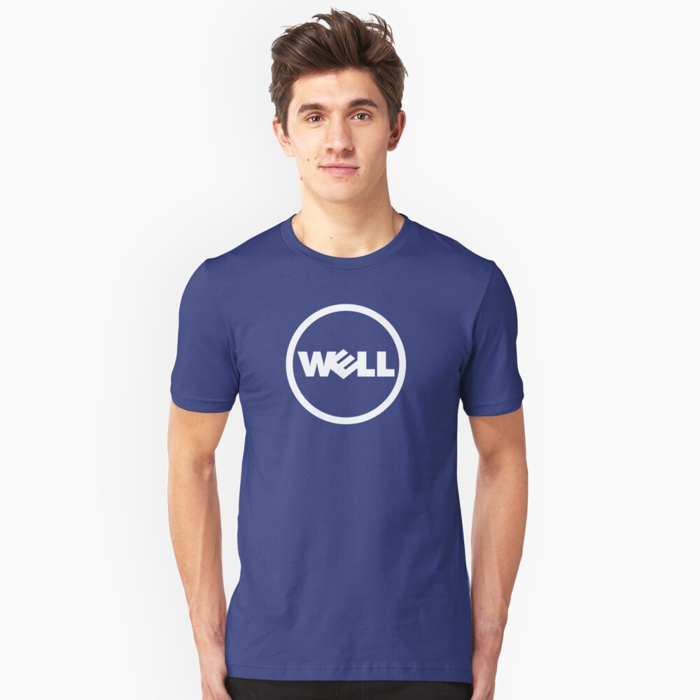 Oh Well Unisex T-Shirt Front