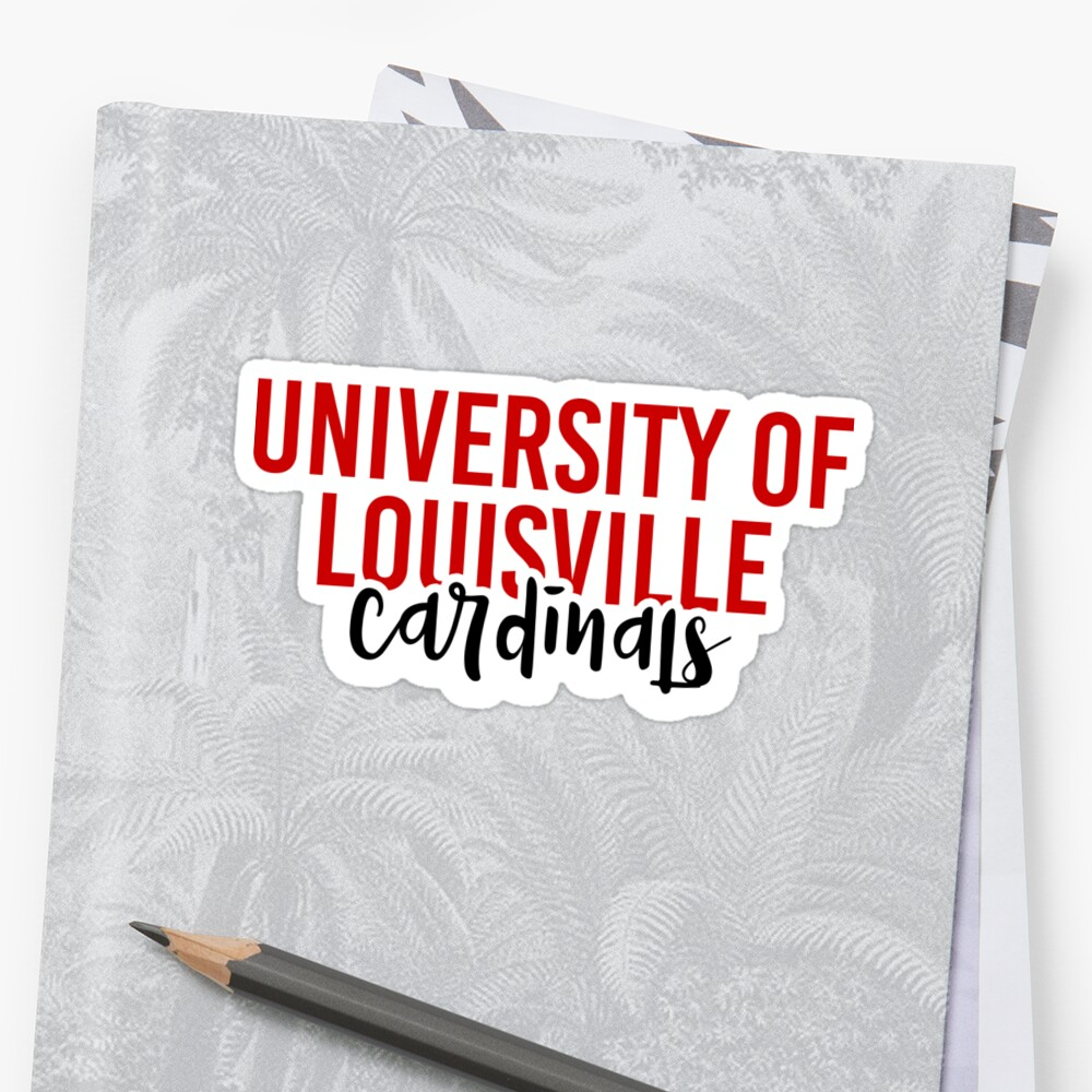 University of Louisville - Style 11 by Caro Owens  Designs