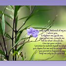 Prayer to the Holy Spirit by Bonnie T.  Barry