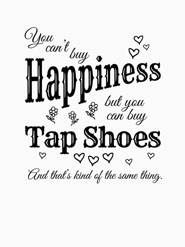 Buy Tap Shoes Dance Teacher or Student by Dancethoughts