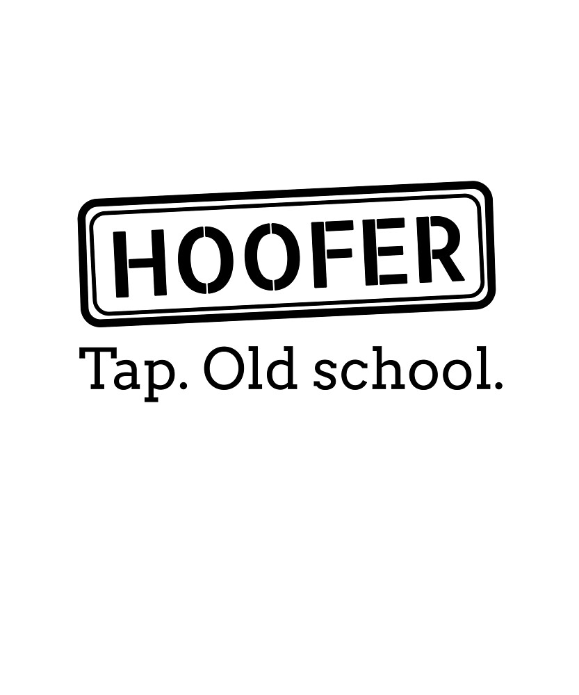 Hoofer Tap Dance Student or Teacher by Dancethoughts