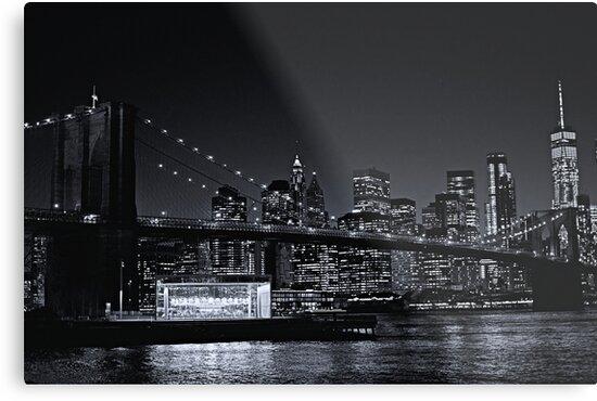 Brooklyn Bridge by flipinny