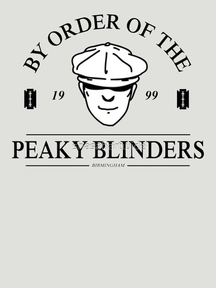 Peaky Blinders Merch by shasahartwide