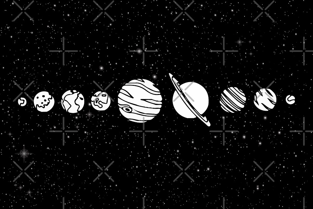 Planets by Pride Art