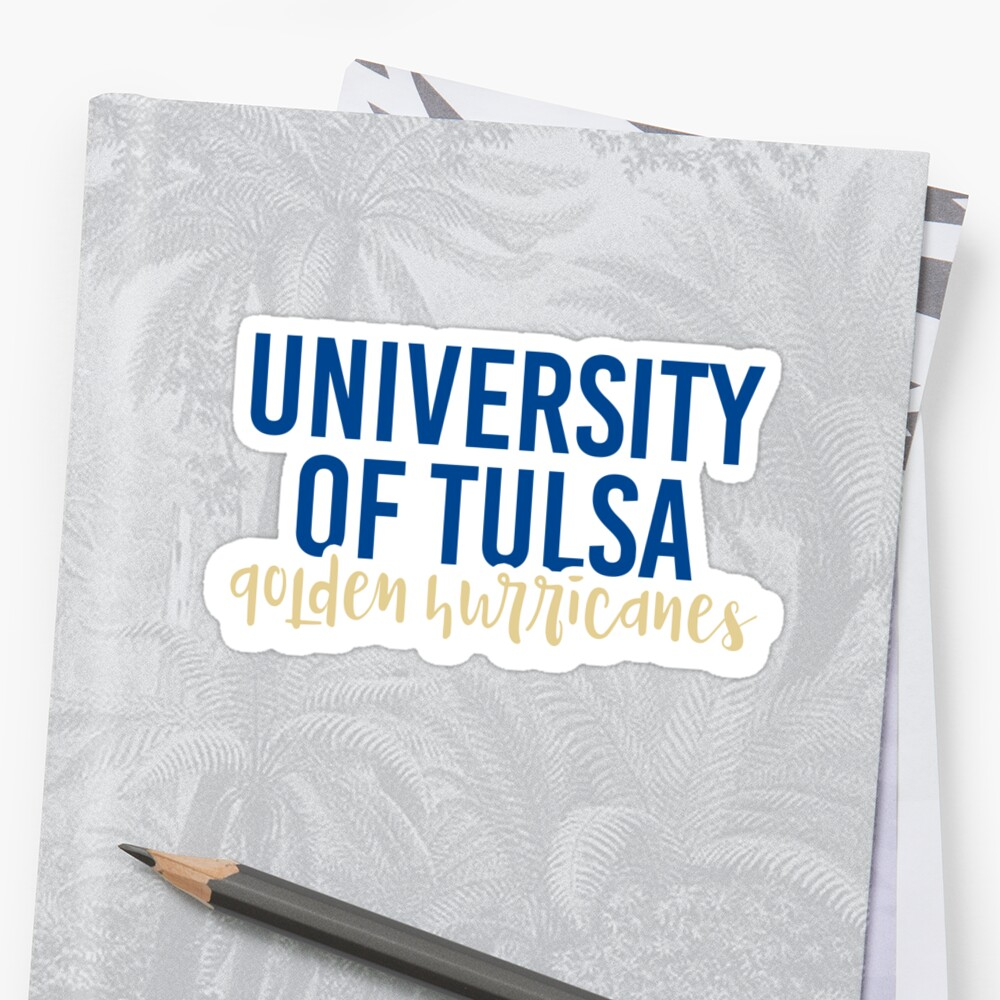 University of Tulsa - Style 11 by Caro Owens  Designs
