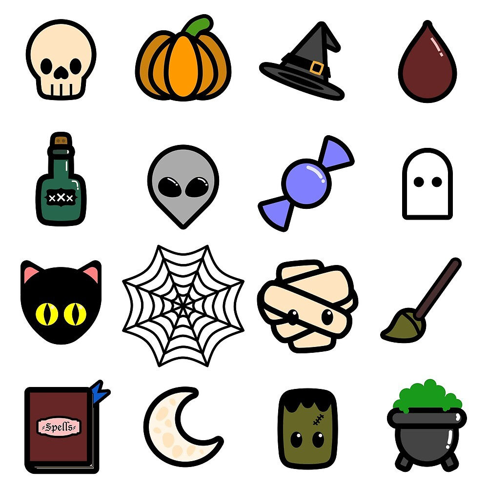 Halloween Pack - All  by Aishwarya Srivastava