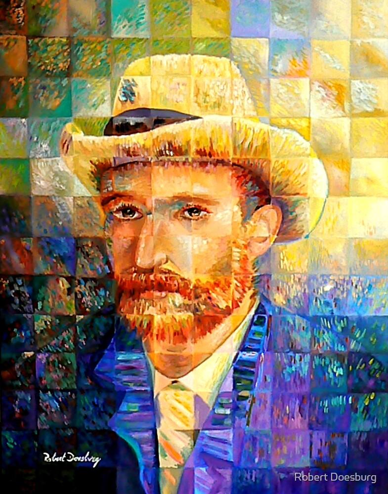Vincent van Gogh by Robert Doesburg