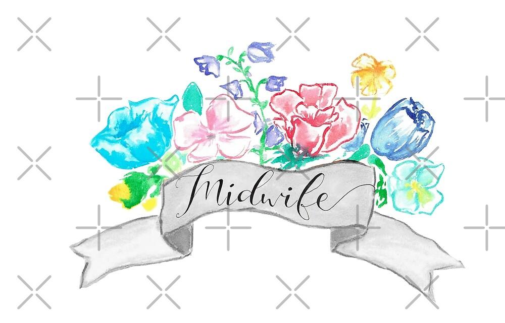 Floral Midwife by brennnnnz