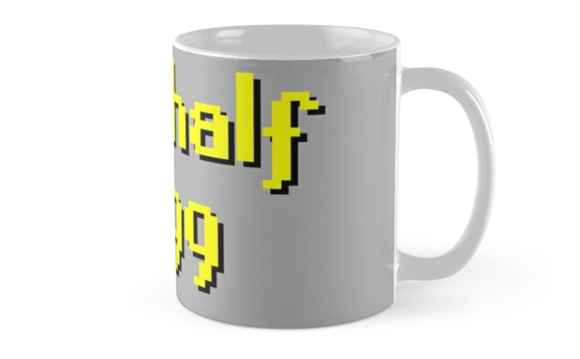 92 Is Half Of 99 Mugs By Onyxdefiant Redbubble