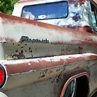 Patina'd 1957 Chevy 3100 Fleetside by mal-photography