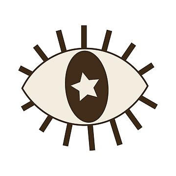 Eye Star Eyelashes by SusurrationStud
