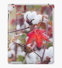 Cotton Field 22 iPad Case/Skin