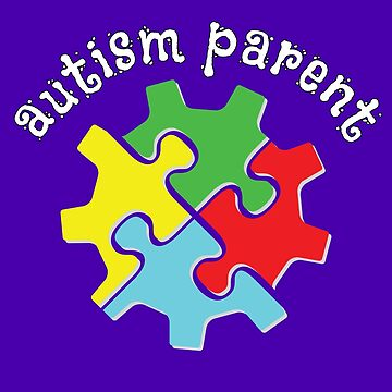 Autism Parent by StudioDesigns