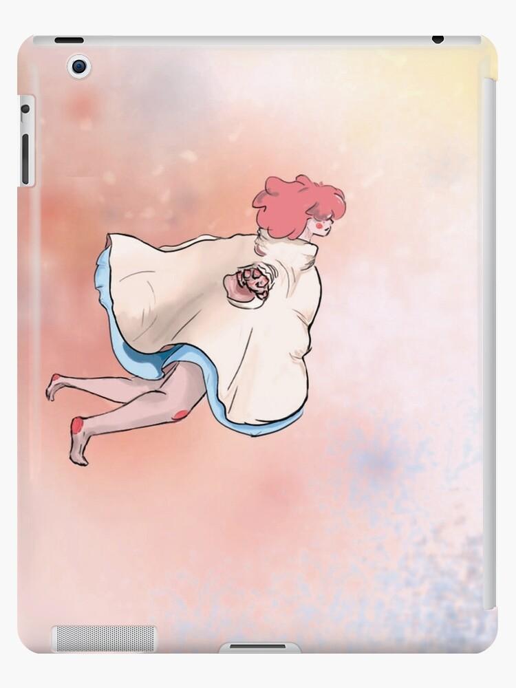 Floating girl (larger rendering) by dmlib
