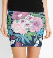 Blumenstrauß Minirock