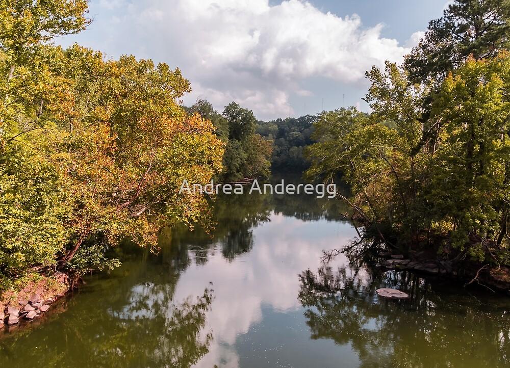 Fall Reflection 2 by andreaanderegg